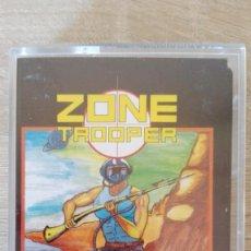 Videojuegos y Consolas: ZONE TROOPER-AMSTRAD CASSETTE-GAMEBUSTERS-AÑO 1988-NUEVO-JOYA SOFTWARE ALTERNATIVO INGLÉS ÉPOCA.. Lote 170935585