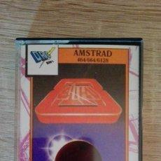 Videojuegos y Consolas: ALIEN 8-AMSTRAD CASSETTE-DRO SOFT-AÑO 1988-ED.ESPAÑOLA-INCLUYE MAPA-IMPECABLE COMO NUEVO.. Lote 171644624