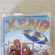 Videojuegos y Consolas: XENO-AMSTRAD CASSETTE-ZAFIRO SOFTWARE DIVISION-AÑO 1988-ED.ESPAÑA-MUY DIFÍCIL. Lote 171749218