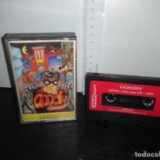 Videojuegos y Consolas: JUEGO CINTA CASSETTE GOODY AMSTRAD. Lote 171844880