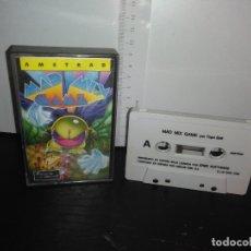 Videojuegos y Consolas: JUEGO CINTA CASSETTE MAD MIX GAME AMSTRAD . Lote 171848424