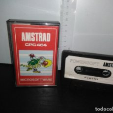 Videojuegos y Consolas: JUEGO CINTA CASSETTE PUNCHY AMSTRAD. Lote 171965230