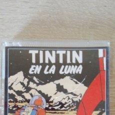 Videojuegos y Consolas: TINTÍN EN LA LUNA-AMSTRAD CASSETTE-INFOGRAMES-AÑO 1989-VER.DISTRIB.ESPAÑA-MUY DIFÍCIL.. Lote 172964442