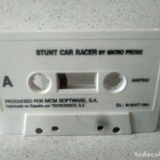 Videojuegos y Consolas: STUNT CAR RACER / AMSTRAD / CINTA / MICRO PROSE / MCM. Lote 173008747