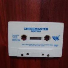 Videojuegos y Consolas: CHESSMASTER - AMSTRAD CPC - CASETE- CINTA - DRC SOFT. Lote 173982827