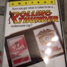 Videojuegos y Consolas: ROLLING THUNDER. Lote 174207215