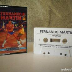 Videojuegos y Consolas: FERNANDO MARTÍN AMSTRAD . Lote 174494289