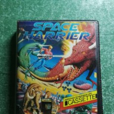 Videojuegos y Consolas: JUEGO AMSTRAD ' SPACE HARRIER ' - CINTA CASSETTE. Lote 175325549