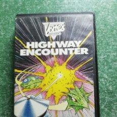 Videojuegos y Consolas: JUEGO AMSTRAD ' HIGHWAY ENCOUNTER ' - CINTA CASSETTE. Lote 175328378