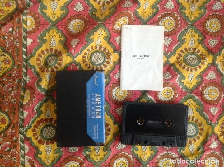 Videojuegos y Consolas: FRUIT MACHINE. Amstrad - Foto 2 - 175501025