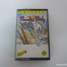 Videojuegos y Consolas: THUNDER BLADE DE ERBE / AMSTRAD CPC 464 - 6128 / RETRO VINTAGE / CASSETTE - CINTA / CLÁSICO. Lote 175724830