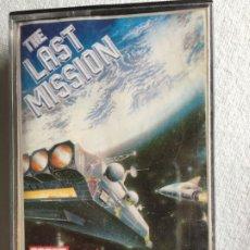 Videojuegos y Consolas: THE LAST MISSION. Lote 176986057