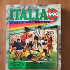 Videojuegos y Consolas: JUEGO AMSTRAD CPC ITALIA 1990 CAJA CARTÓN GRANDE. Lote 177700577