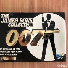 Videojuegos y Consolas: JAMES BOND COLLECTION 007 PARA AMSTRAD CAJA CARTÓN. Lote 177700914