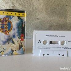 Videojuegos y Consolas: AFTER BURNER AMSTRAD . Lote 178347973