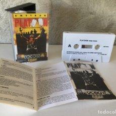 Videojuegos y Consolas: PLATOON AMSTRAD . Lote 178348185
