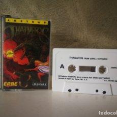 Videojuegos y Consolas: JUEGO THANATOS AMSTRAD. Lote 179071933