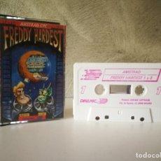 Videojuegos y Consolas: JUEGO FREDDY HARDEST AMSTRAD. Lote 179072085