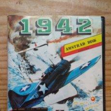 Videojuegos y Consolas: 1942 AMSTRAD DISCO. Lote 179134230