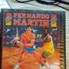 Videojuegos y Consolas: FERNANDO MARTÍN AMSTRAD DISCO. Lote 179140691