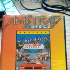 Videojuegos y Consolas: OUT RUN AMSTRAD DISCO. Lote 179140993