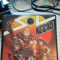 Videojuegos y Consolas: SOL NEGRO AMSTRAD DISCO. Lote 179141686