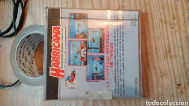 Videojuegos y Consolas: Harricana amstrad disco - Foto 2 - 179142162