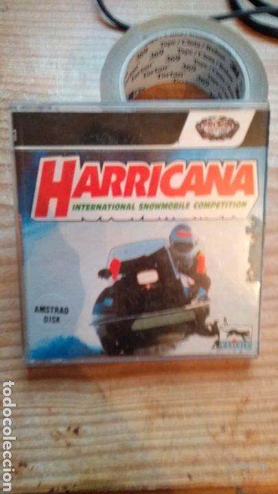 HARRICANA AMSTRAD DISCO (Juguetes - Videojuegos y Consolas - Amstrad)
