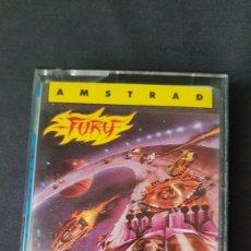 Videojuegos y Consolas: THE FURY..AMSTRAD. Lote 180027621
