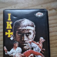 Videojuegos y Consolas: IK+ KARATE AMSTRAD + MANUAL. Lote 181397406