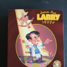 Videojuegos y Consolas: LEISYRE SUIT LARRY COLLECTOR EDITION - SIERRA. Lote 181443641