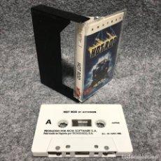 Videojuegos y Consolas: HOT ROD AMSTRAD CPC 464. Lote 182027481