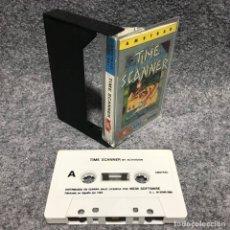 Videojuegos y Consolas: TIME SCANNER AMSTRAD CPC 464. Lote 182027495
