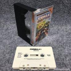 Videojuegos y Consolas: FORMULA 1 SIMULATOR AMSTRAD CPC 464. Lote 182027496