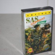 Videojuegos y Consolas: ANTIGUO JUEGO DE SIMULADOR DE COMBATE. SAS. Lote 182056643