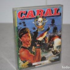 Videojuegos y Consolas: JUEGO ANTIGUO CABAL. Lote 182222725