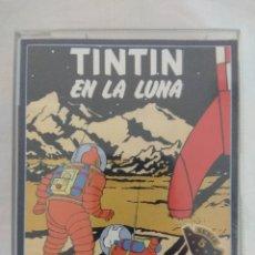 Videojuegos y Consolas: JUEGO AMSTRAD/TINTIN EN LA LUNA.. Lote 182300960
