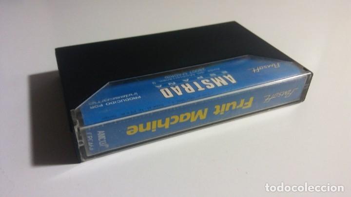 Videojuegos y Consolas: AMSTRAD. AMSOFT JUEGO: FRUIT MACHINE - AMSTRAD 1985 - Foto 3 - 182525416