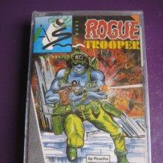 Videojogos e Consolas: ROGUE TROOPER BY PIRANHA-AMSTRAD CASSETTE PRECINTADA -SYSTEM 4-AÑO 1988-VERSIÓN ESPAÑOLA. Lote 182821113