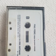 Videojuegos y Consolas: JUEGO AMSTRAD PING PONG. Lote 183275822