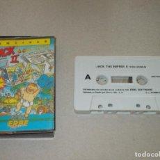 Videojuegos y Consolas: JUEGO AMSTRAD. JACK THE NIPPER II. GREMLIN / ERBE. LOMO AZUL. Lote 186300901