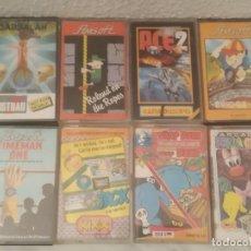 Videojuegos y Consolas: LOTE JUEGOS AMSTRAD. Lote 188711862