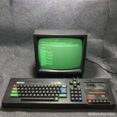 Videojogos e Consolas: ORDENADOR AMSTRAD CPC 464+MONITOR GT65. Lote 188826752