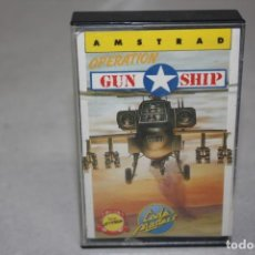 Videojuegos y Consolas: JUEGO GUN SHIP. AÑO 1989. Lote 189178202