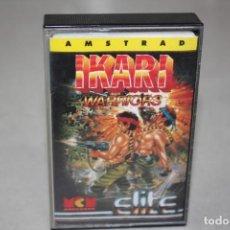 Videojuegos y Consolas: JUEGO ANTIGUO IKARI WARRIORS. AÑO 1988. Lote 189193991