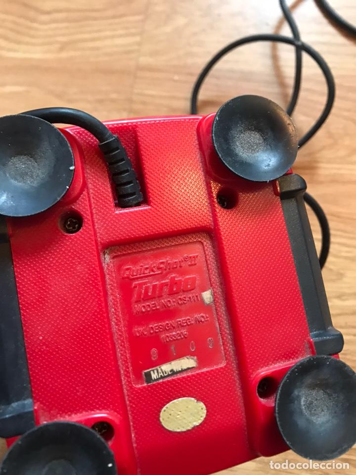 Videojuegos y Consolas: Mando Quickshot II Turbo atari amstrad svi commodore 1986 spectravideo - Foto 2 - 189201637