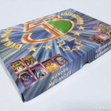 Videojogos e Consolas: RECOPILATORIO DINAMIC 5º ANIVERSARIO 1989 AMSTRAD CPC CASSETTE AMS 890030. Lote 189810862