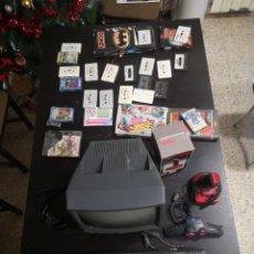 Videojuegos y Consolas: AMSTRAD CPC 464 CON MONITOR GT 65 GRAN LOTE CON JUEGOS. Lote 189967720