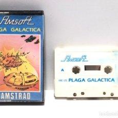 Videojuegos y Consolas: PLAGA GALACTICA AMSTRAD. Lote 190446542