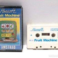 Videojuegos y Consolas: FRUIT MACHINE AMSTRAD. Lote 190446655